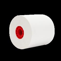 Rollo Papel Térmico 80x70 Impresora 80mm Caja 100 Pzas